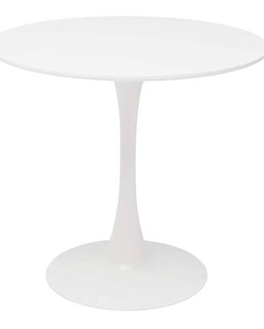 Reventon okrúhly jedálenský stôl biela matná