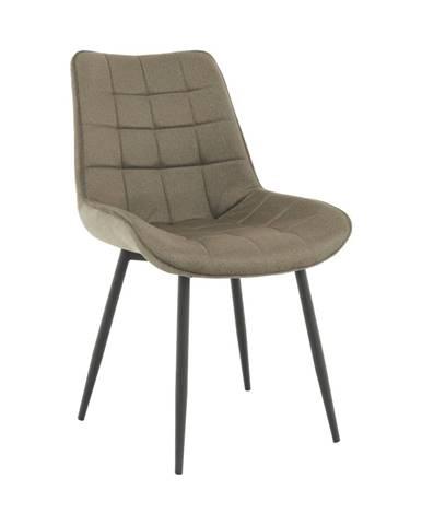 Sarin jedálenská stolička sivohnedá (taupe)