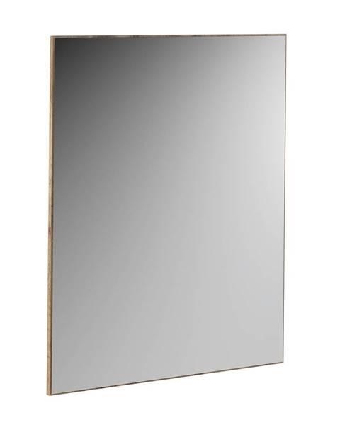 Tempo Kondela Cyril Typ 09 zrkadlo na stenu dub wotan