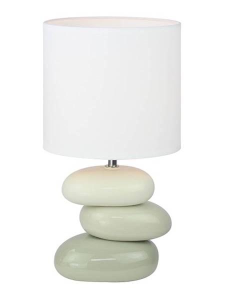 Tempo Kondela Qenny Typ 4 stolná lampa sivá