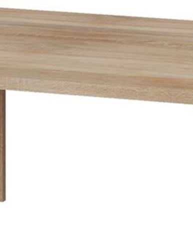 Expert 9 skladací jedálenský stôl sonoma svetlá