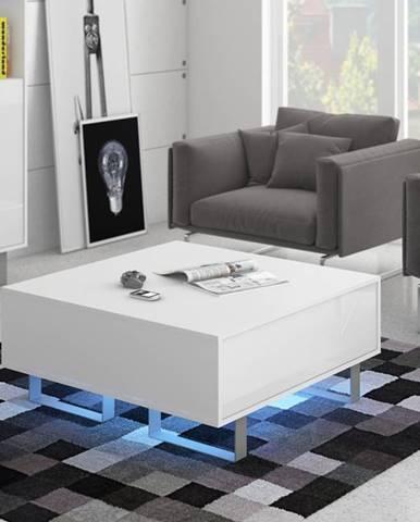 King KIN-08 konferenčný stolík biela