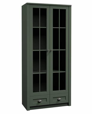 Provance W2S vitrína zelená