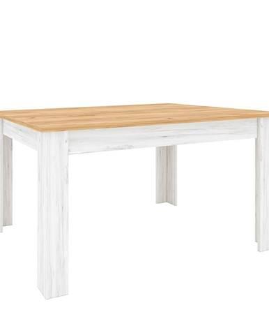 Sudbury S rozkladací jedálenský stôl dub craft zlatý