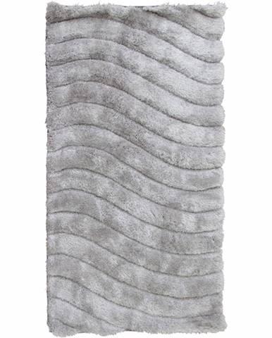 Selma koberec 140x200 cm bielosivá