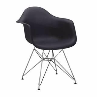 Feman 3 New jedálenská stolička čierna