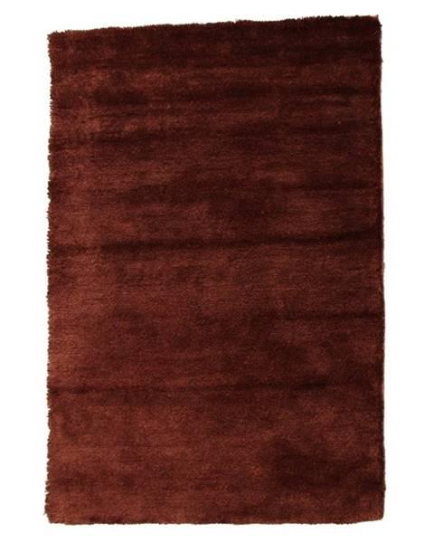 Tempo Kondela Luma koberec 140x200 cm bordovohnedá
