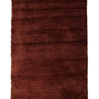 Luma koberec 140x200 cm bordovohnedá
