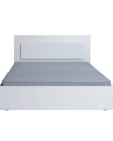 Asiena 160 manželská posteľ 160x200 cm biela