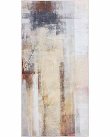Esmarina Typ 1 koberec 80x150 cm hnedá