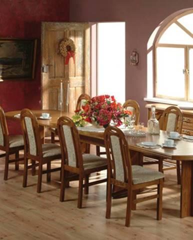 Kinga rustikálna jedáleň drevo D3
