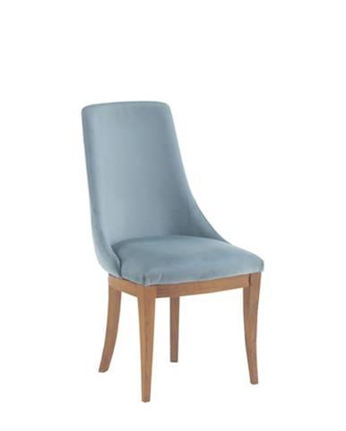 Krzeslo U1 jedálenská stolička svetlomodrá (Prestige-A3 71)