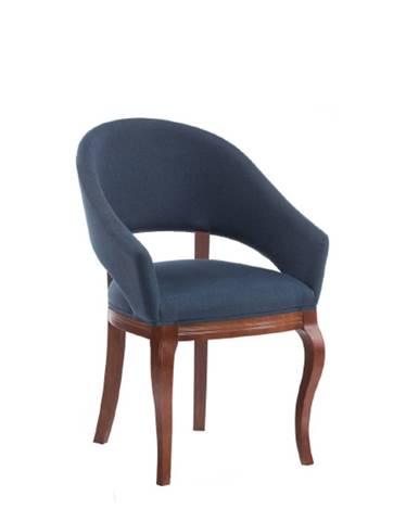 Krzeslo U2 jedálenské kreslo kráľovská modrá (B3 5071)