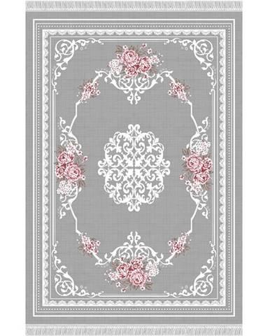 Sedef Typ 2 koberec 80x150 cm sivá