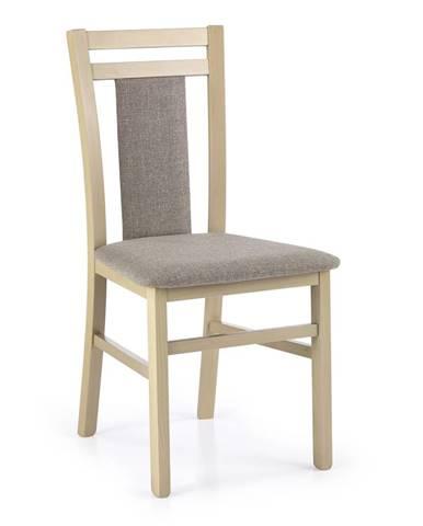 Hubert 8 jedálenská stolička dub sonoma