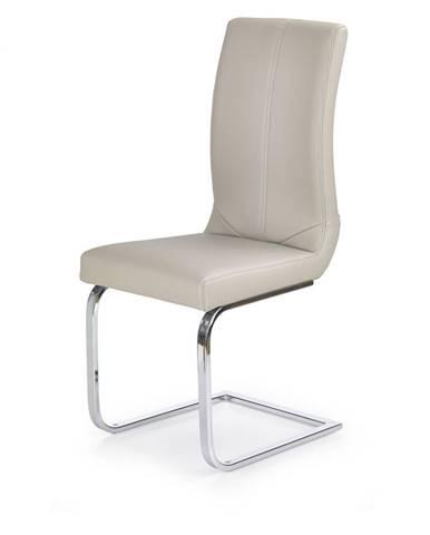 K219 jedálenská stolička cappuccino
