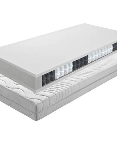 BE Texel Alergik New taštičkový matrac 180x200 cm pružiny