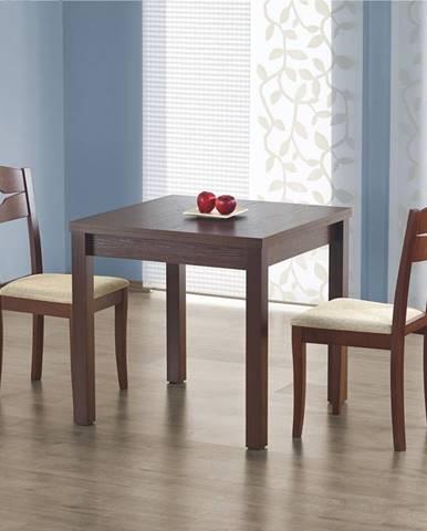 Gracjan rozkladací jedálenský stôl tmavý orech