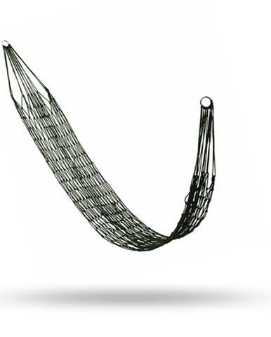 SHMK hojdacia sieť 200x80 cm tmavozelená