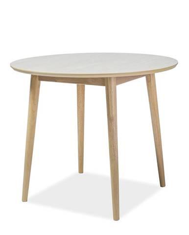 Nelson okrúhly jedálenský stôl dub medový