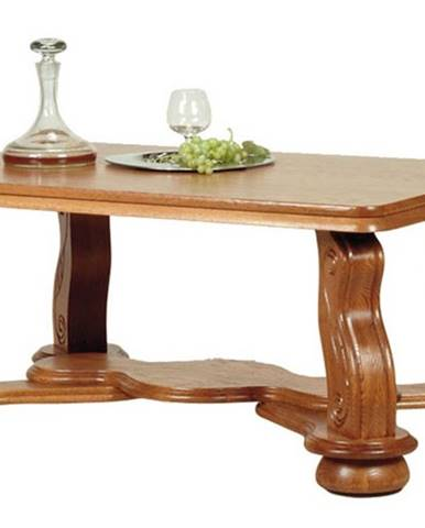 Cezar V konferenčný stolík drevo D3