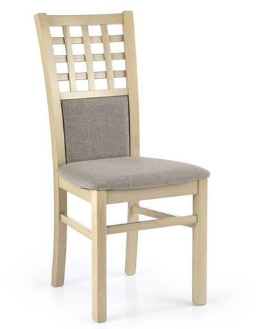 Gerard 3 jedálenská stolička dub sonoma