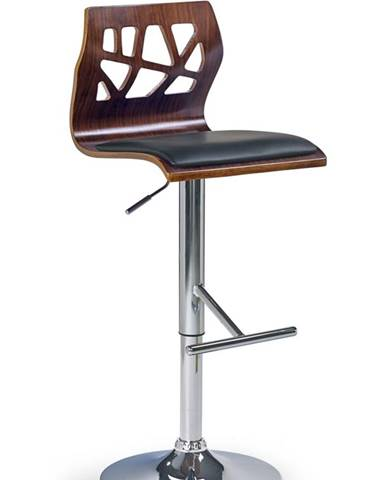H-34 barová stolička orech