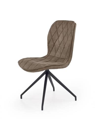 K237 jedálenská stolička béžová