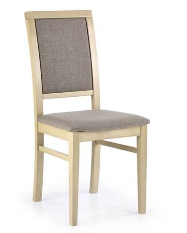 Sylwek 1 jedálenská stolička dub sonoma