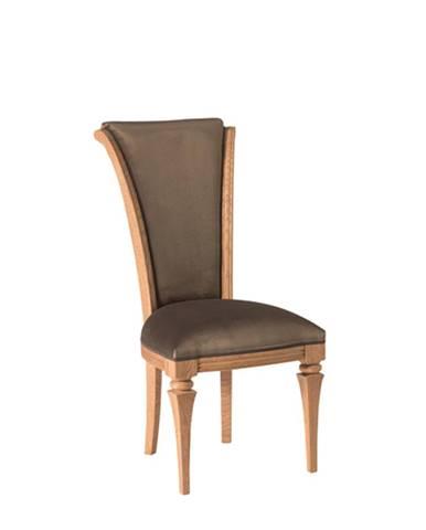 Torino TO-13 jedálenská stolička hnedá (B3 5063)