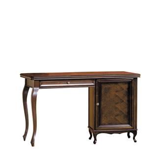 Wersal W rustikálny písací stôl wenge