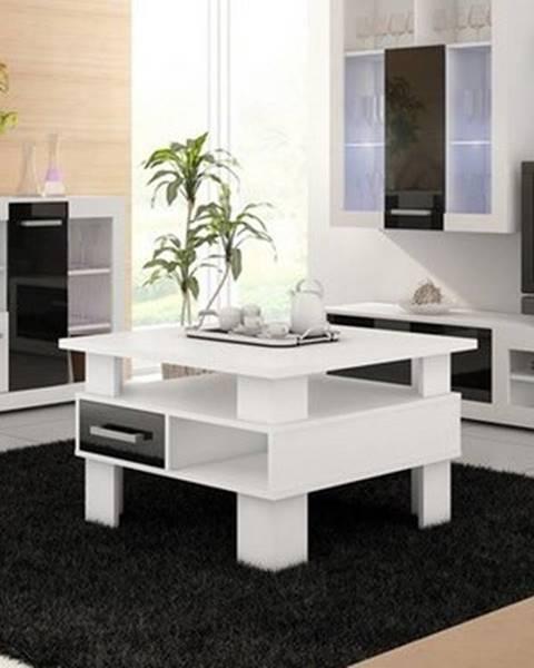 MEBLOCROSS Gamma konferenčný stolík biela