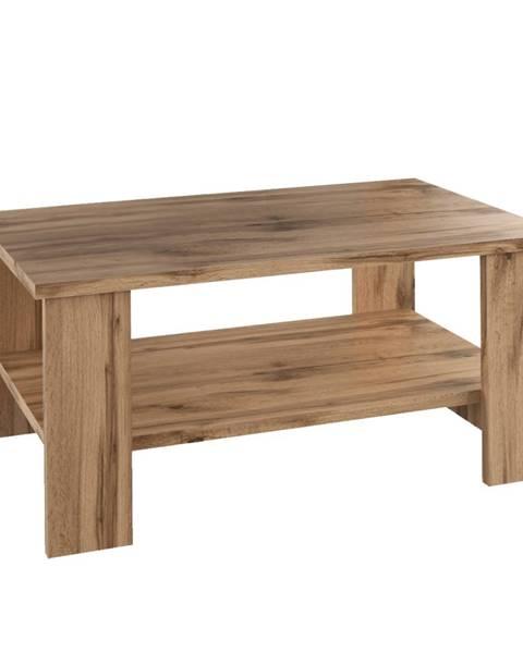 Kondela Bernardo konferenčný stolík dub wotan