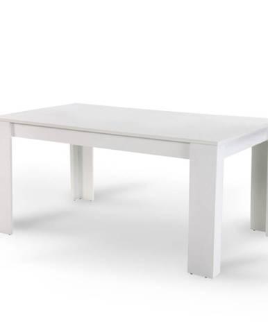 Tomy jedálenský stôl 160x90 cm biela
