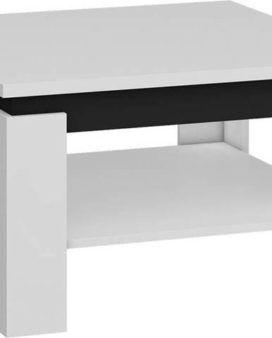 Alfa konferenčný stolík biela