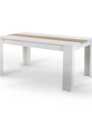 Radim jedálenský stôl biela