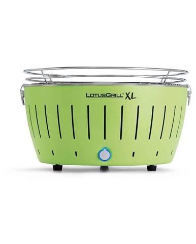 Zelený nedymiaci gril LotusGrill XL