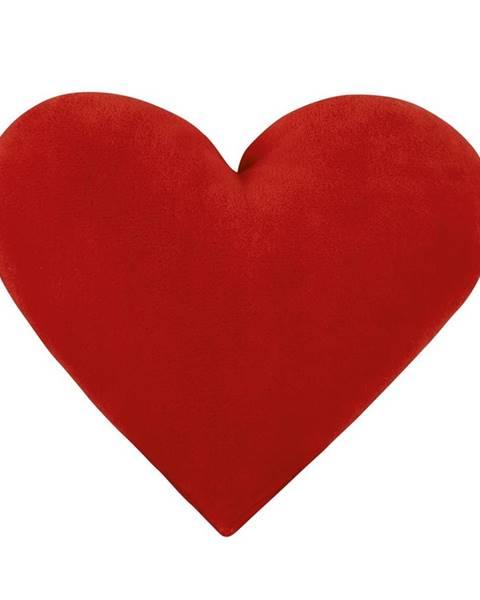 Bellatex Bellatex Vankúšik Srdce červené, 42 x 48 cm