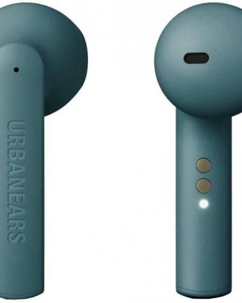 Urbanears True Wireless slúchadlá Urbanears Luma TEAL GREEN