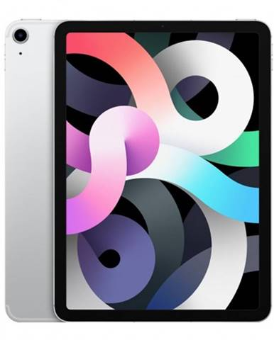Apple iPad Air Wi-Fi+Cell 256GB - Silver 2020