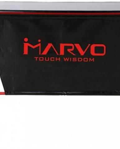 Herný stôl Marvo DE-03, 120x66 cm, podsvietený + ZDARMA podložka pod myš a hub