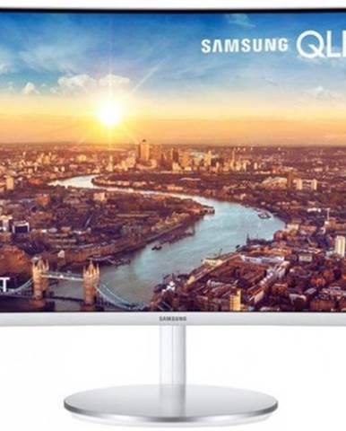 Monitor Samsung C34J791W + ZDARMA antivirus Bitdefender