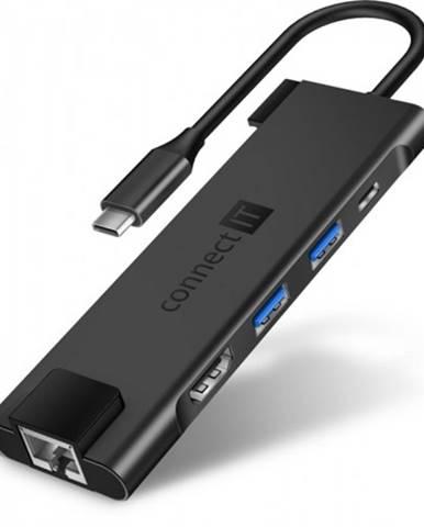 USB-C hub 5v1 Connect It CHU-8020-AN