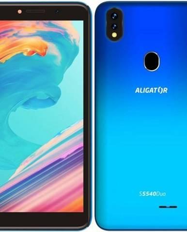 Mobilný telefón Aligator S5540 2GB/32GB, modrá