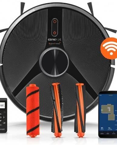 Robotický vysávač Concept RoboCross Laser VR3110, 2v1