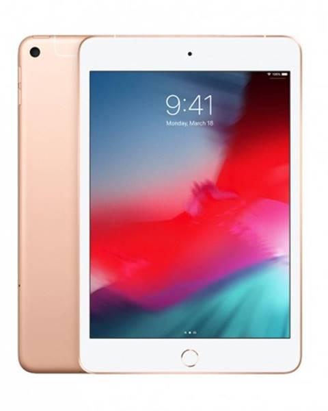 Apple Apple iPad mini Wi-Fi + Cellular 256GB - Gold, MUXE2FD/A
