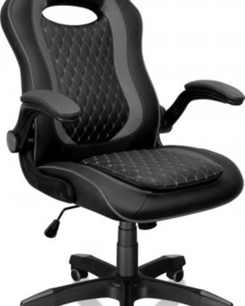 Connect IT Herná stolička Connect IT Matrix Pro, čierna CGC-0600-BK
