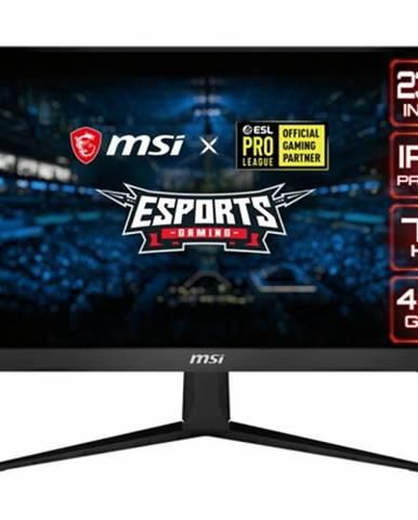 Monitor MSI Gaming Optix G241VC + ZDARMA antivirus Bitdefender