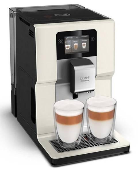 Krups Espresso Krups Intuition Preference EA872A10 čierne/krémov