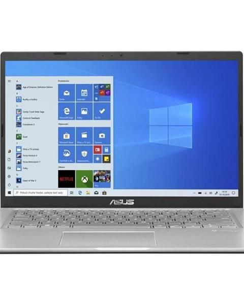 Asus Notebook Asus 14 A415JA-EK036T strieborný i3-1005G1, 8GB, 512GB,